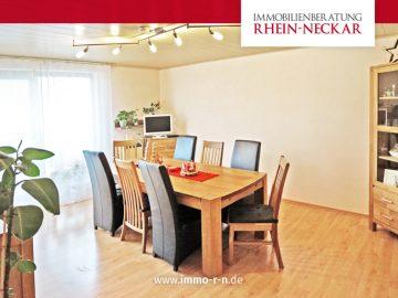 *** Ihr Traum vom Eigenheim: Gepflegte 3 ZKB Wohnung mit Balkon ***, 68307 Mannheim / Sandhofen, Etagenwohnung